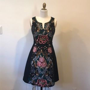 Gorgeous embroidered dress